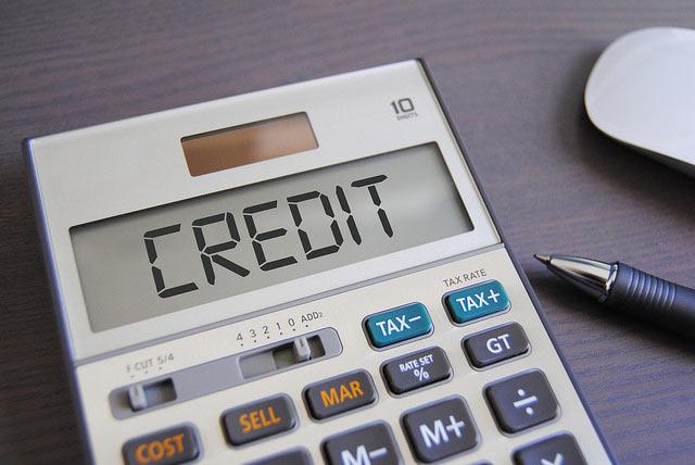 taux d'un crédit