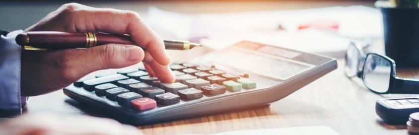 Calcul du taux d'imposition